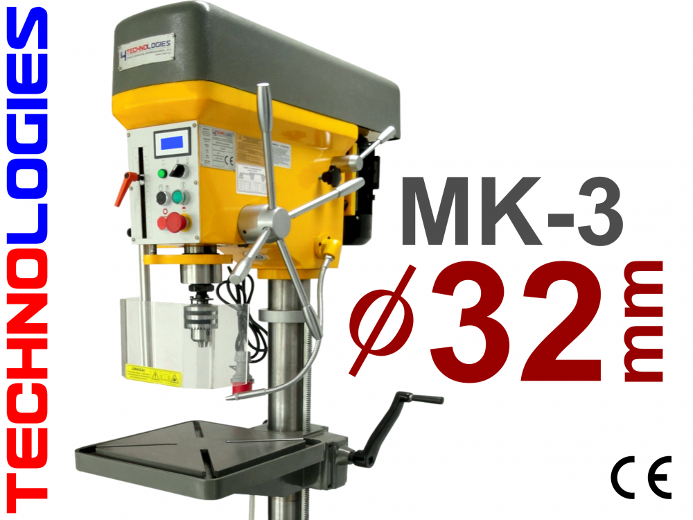 GWINCIARKO WIERTARKA WIERTARKO GWINCIARKA 32mm / MK-3
