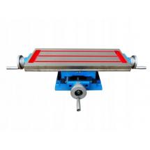 TABLE à mouvements croisé 600 x 240 mm pour fraiseuse ou perceuse